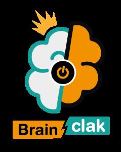 Logo de Brainclak. Empresa de Creación y Gestión de contenidos